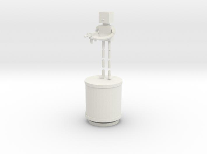 Xmas13 RonWhite V02 3d printed