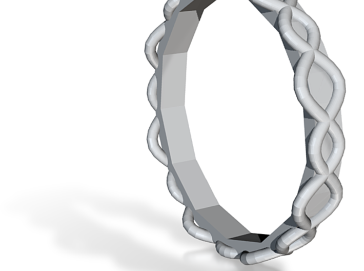Lucid Ring - Sz. 6 3d printed