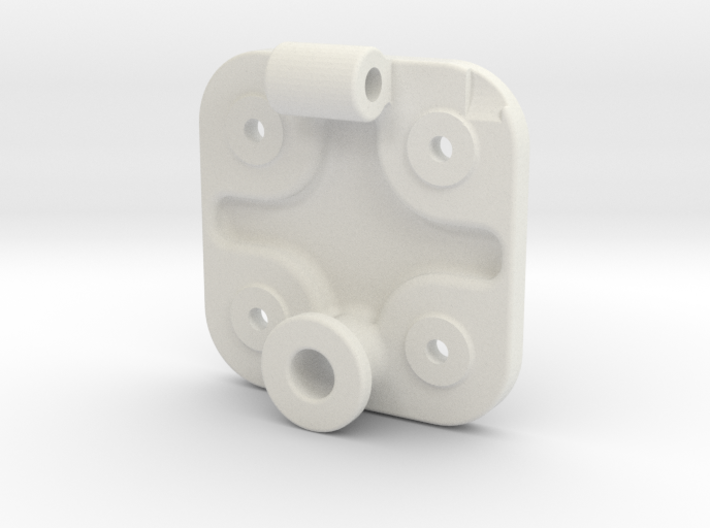 HeadBandSwivel 3d printed
