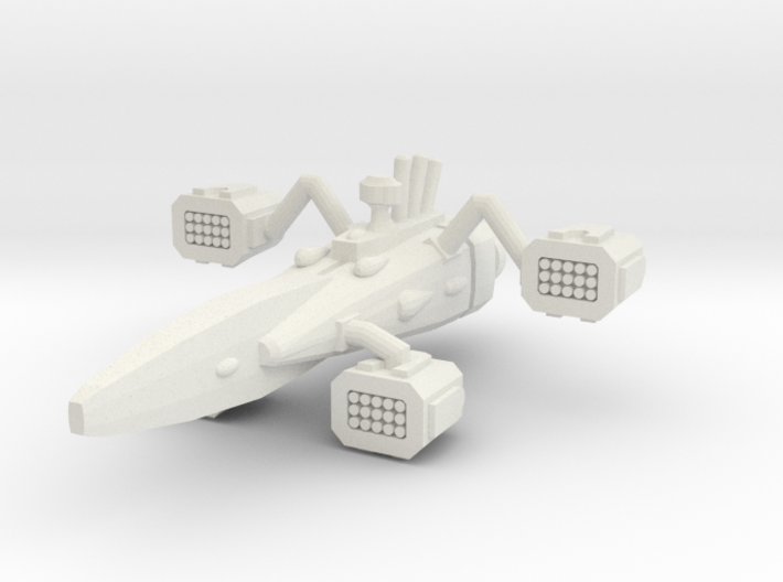 SSA105 Fusillade Destroyer 3d printed