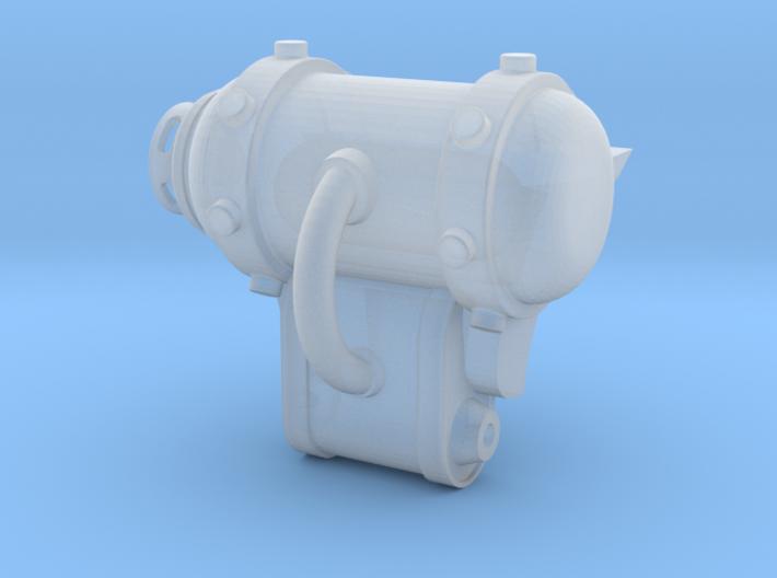 Backpack 4 3d printed