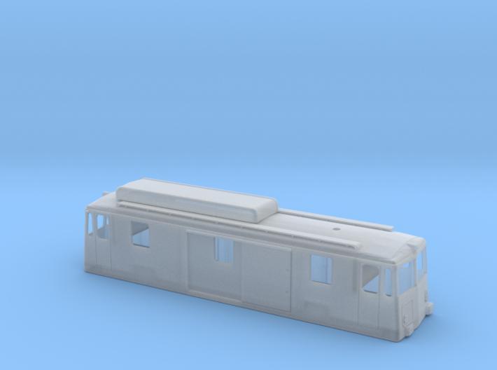 Nm SZB/RBS De4/4 102 (1:160) 3d printed