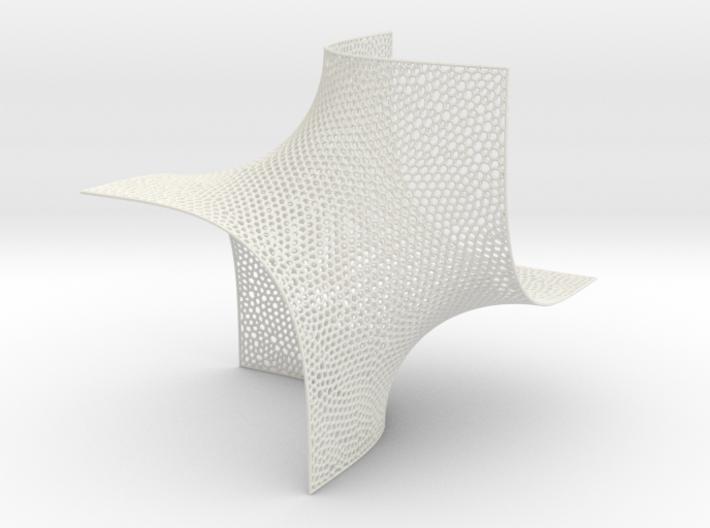 IWP cubelet 3d printed