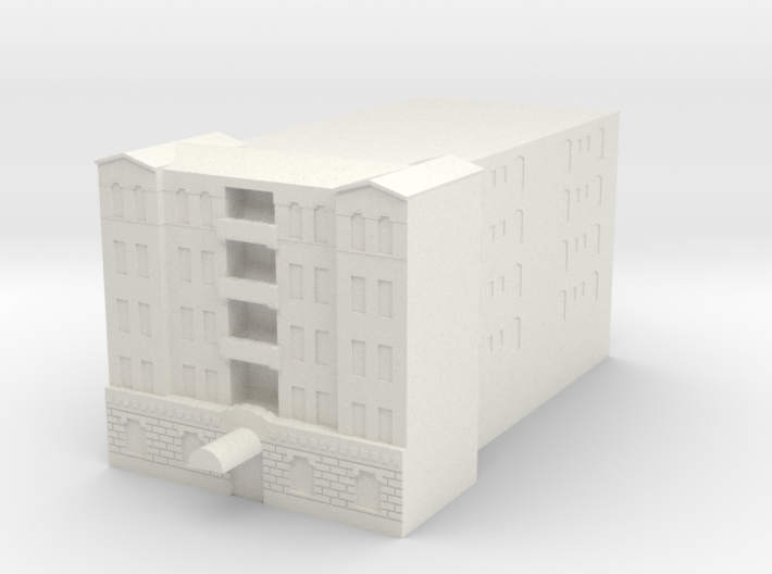 "Jerry's Apartment ""Seinfeld"" 3d printed"