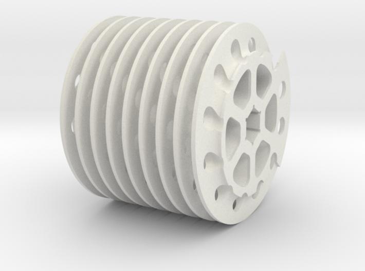 Dial Wheel 3d printed