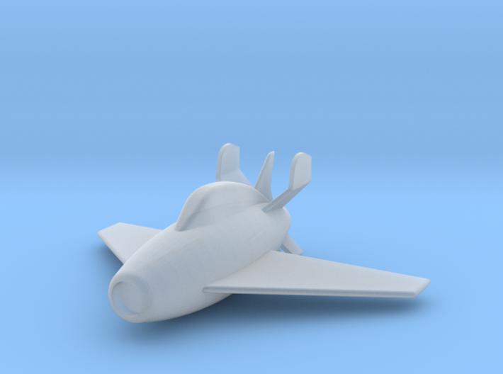 JA04 XF-85 Goblin 3d printed