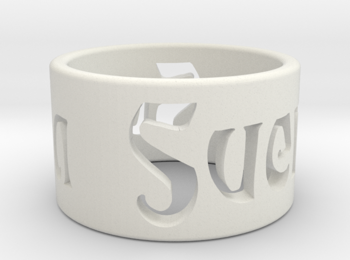 Svenja Ring Final 3d printed
