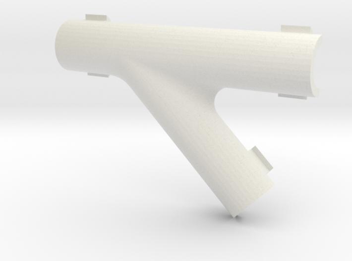 Mini Y branche Male 3d printed
