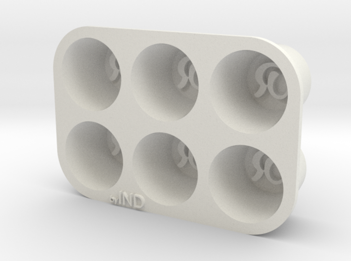 ice tray 3d printed