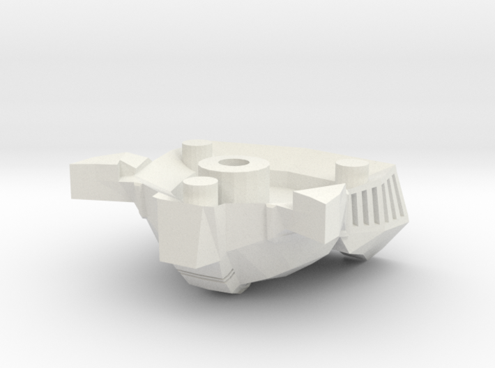 G2P-002a Front 3d printed