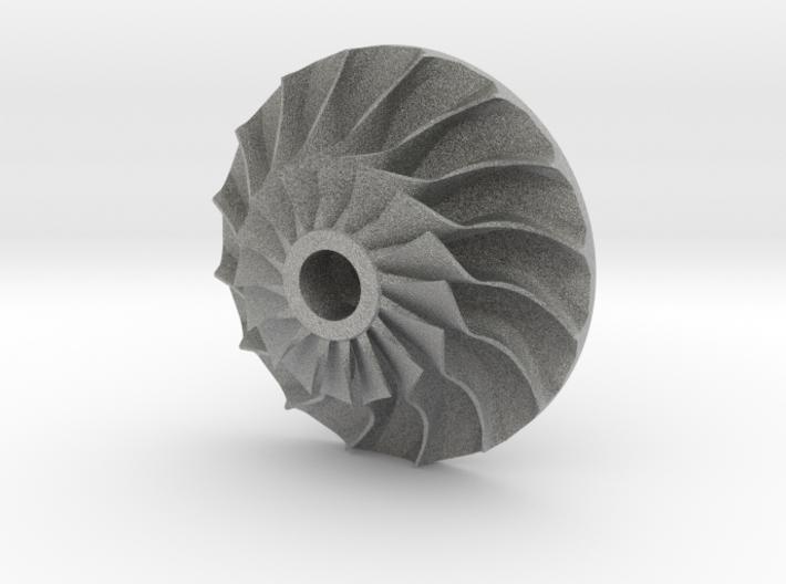 impeller 3d printed