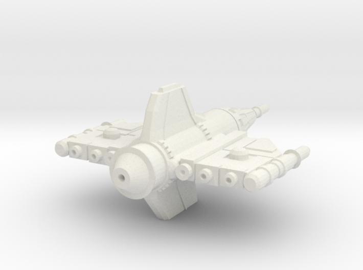 Alliance Pursuit Frigate 3d printed