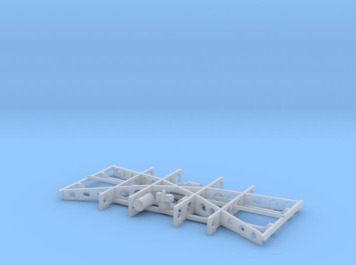 Sprengwerk für Hädl Smr Augsburg (Scale TT 1:120) 3d printed