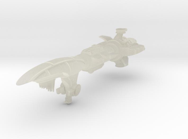 Retribution Battlecruiser 3d printed