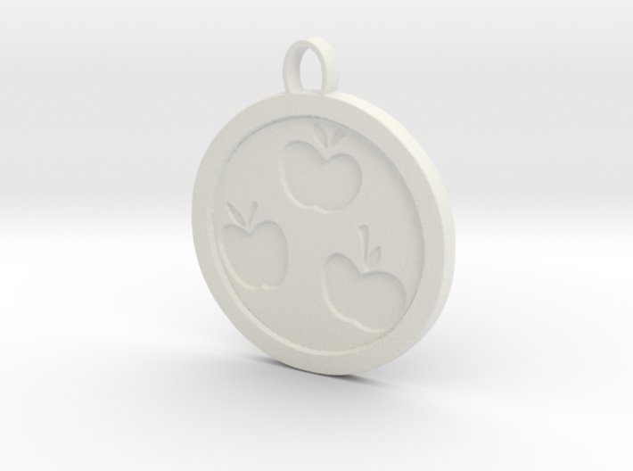 Apple Jack Cutie mark 3d printed