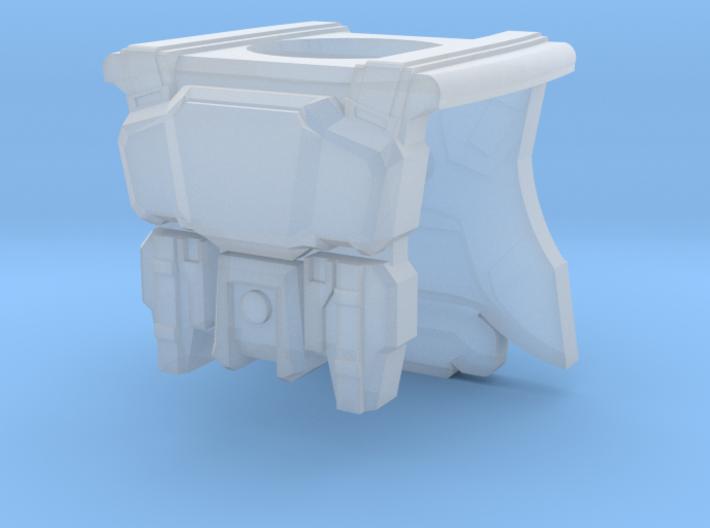 Drop Trooper Armor Mk II 3d printed