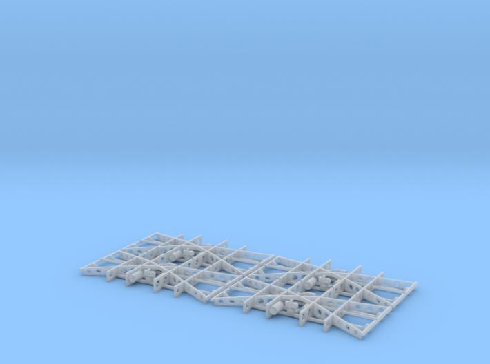 Sprengwerk für Smr Augsburg von Hädl TT-Scale 4 St 3d printed