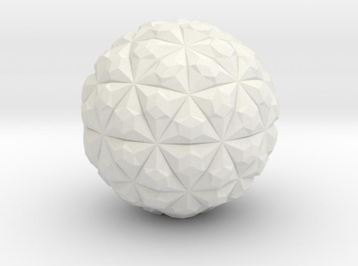 Tetra Sphere 3d printed