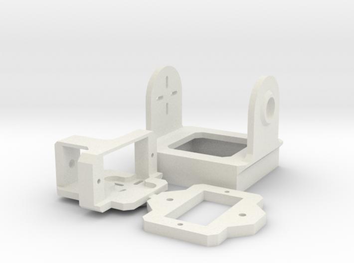 Ccdpantilt 3d printed