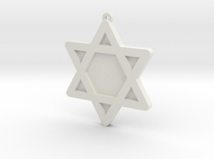DYO Star 3d printed