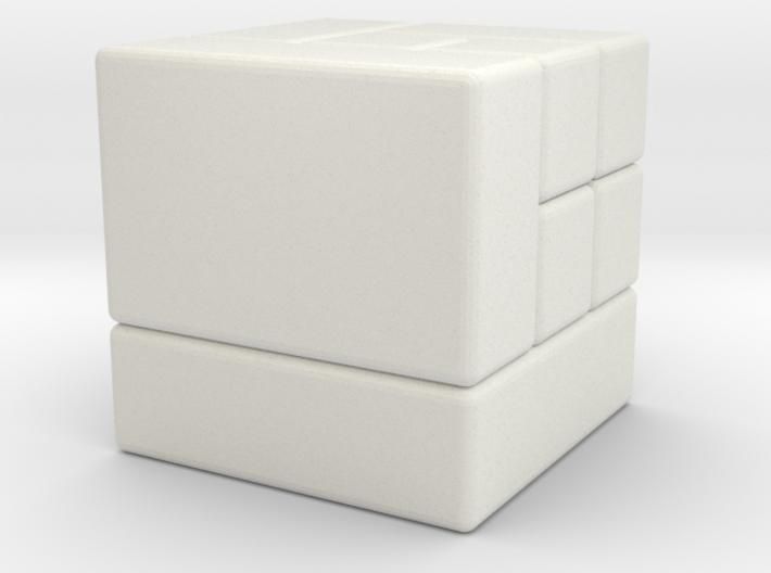 simplicity 3d printed