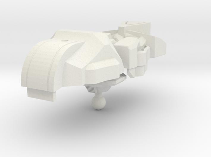 Animated Menasor head 3d printed