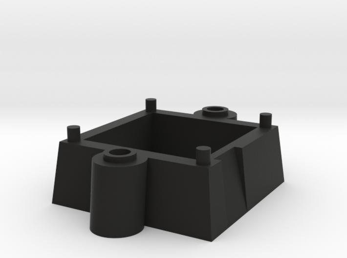 Logitech B910 Baffle 3d printed