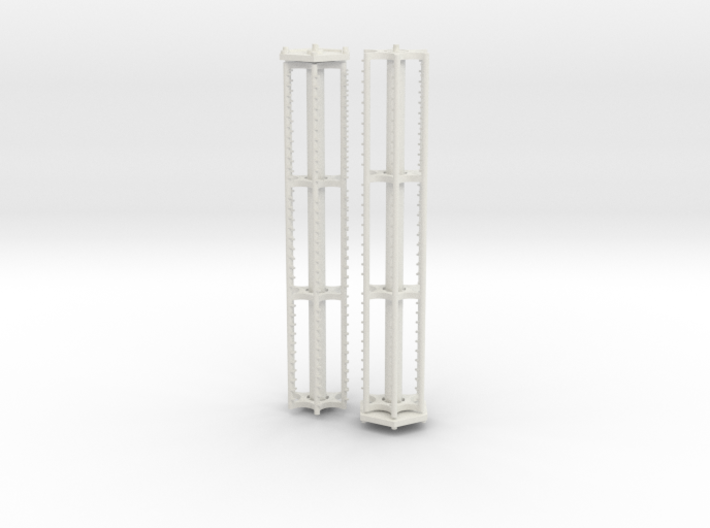 Mähdrescherhaspel für Lexion V1050 Schneidwerk 1/8 3d printed