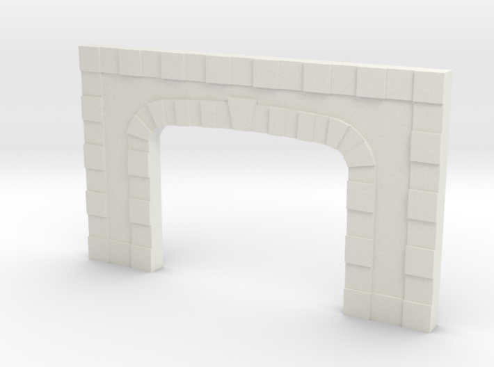 Z TUNNEL PORTAL 3d printed