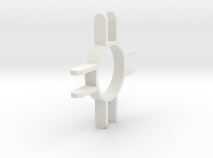 Prongs Attachment 3d printed