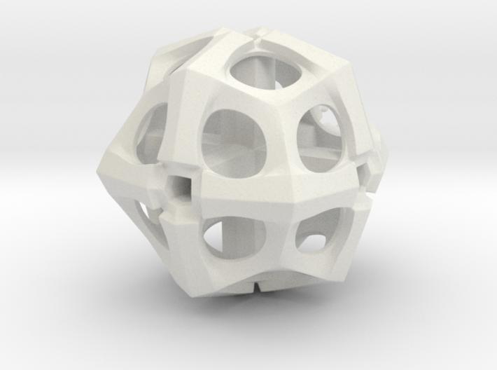 Shape 1 3d printed