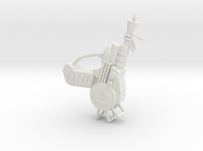 Ray Gun 3d printed