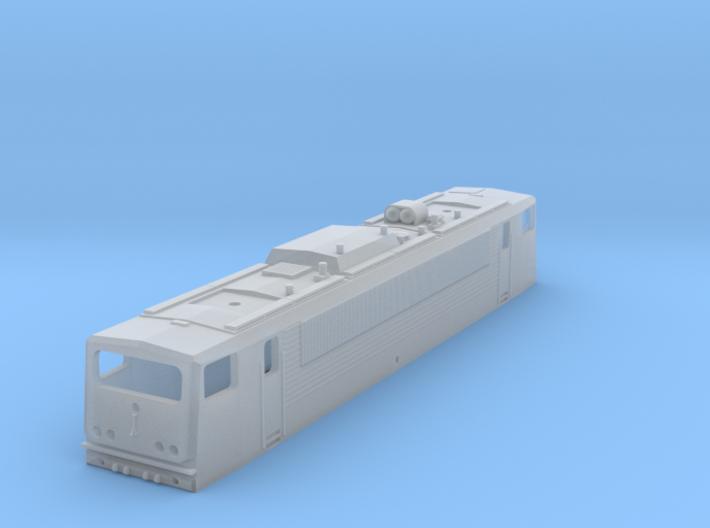 BR155 1/220 3d printed