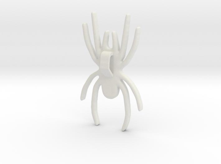 Spider Pendant 5cms 3d printed