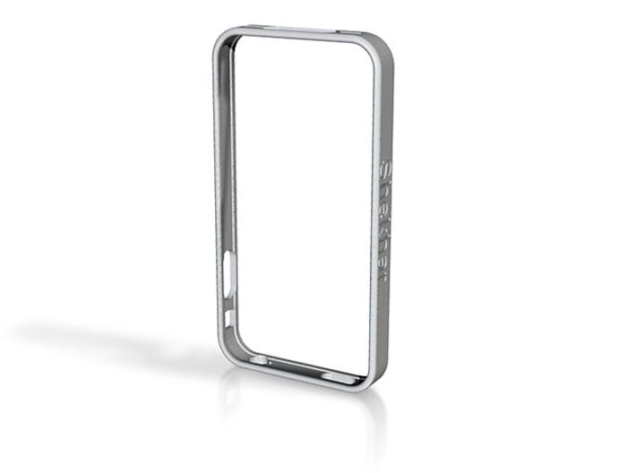 Iphone Bumper SS 3d printed