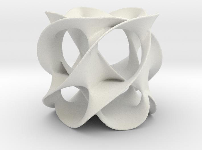 Calabi-Yau 3d printed