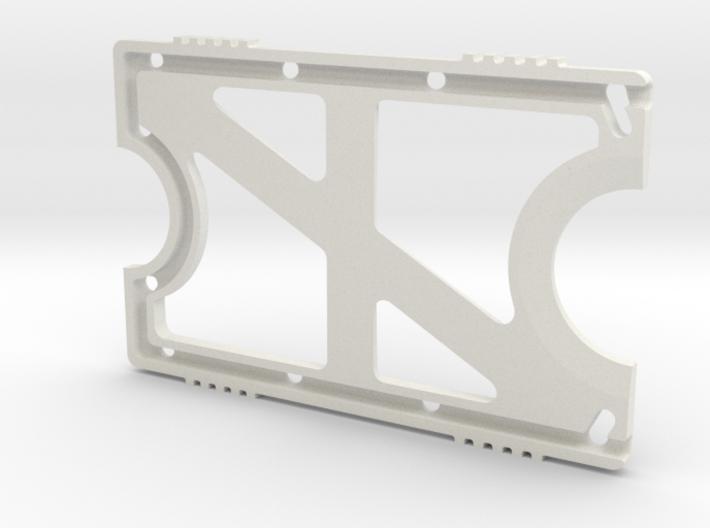 Card Wallet - Exclusivity 3d printed