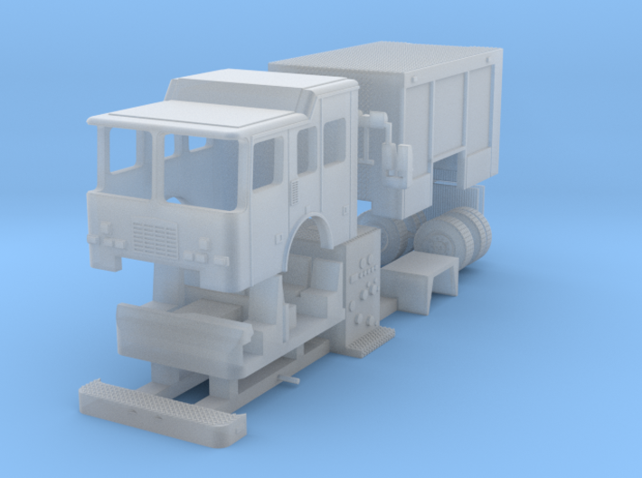 US Army HLF HighCab 3d printed