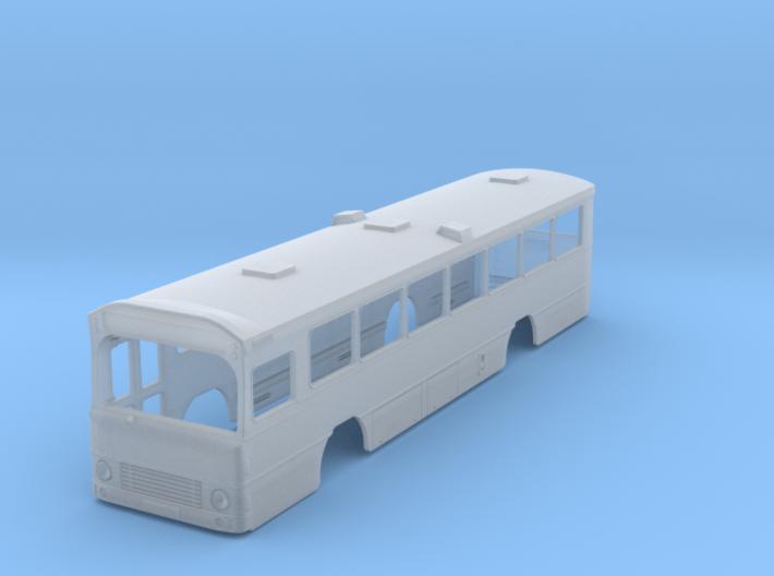 Volvo B10m Bus 2-2-0 H0 Scale 3d printed
