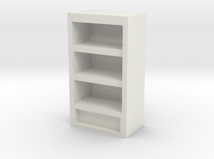 Bookshelf 3h 3d printed