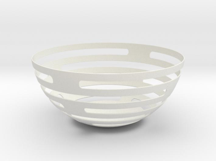 Fruitbowl 3d printed
