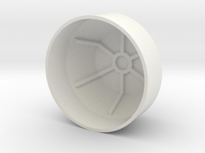 protecting cap 3d printed