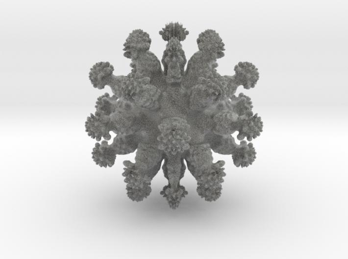 Juliabulb z^6 inch-2 3d printed