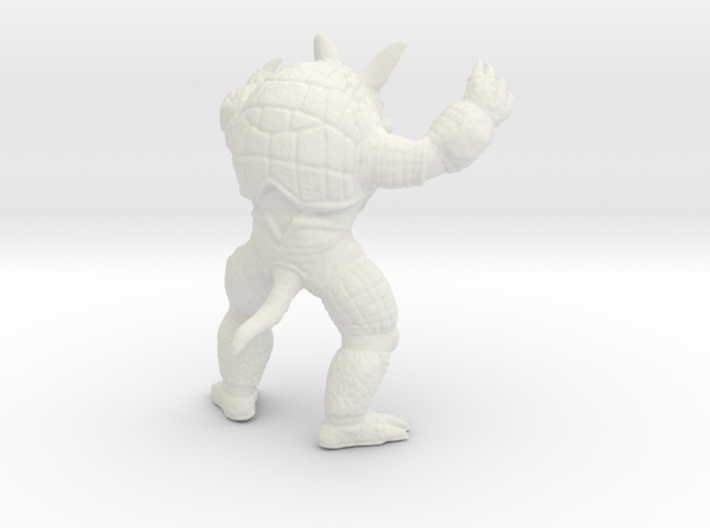 Armadillo small 3d printed