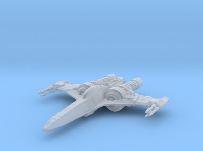 EU Headhunter Mk4/S 3d printed