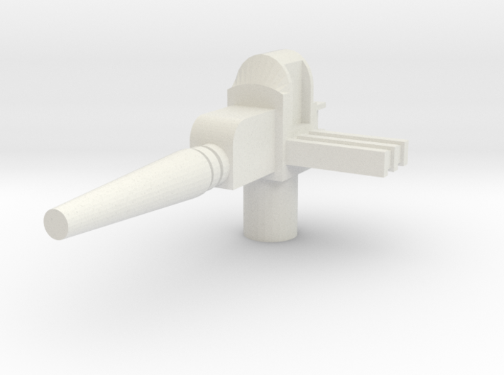 Classics pistol model three 3d printed