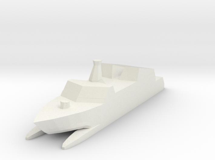 Type 022 1:700 x1 3d printed