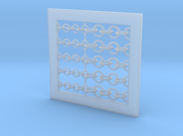 FUD - chain quality tester 3d printed