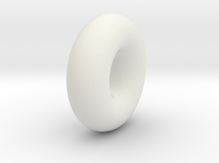 Donut Improved 3d printed