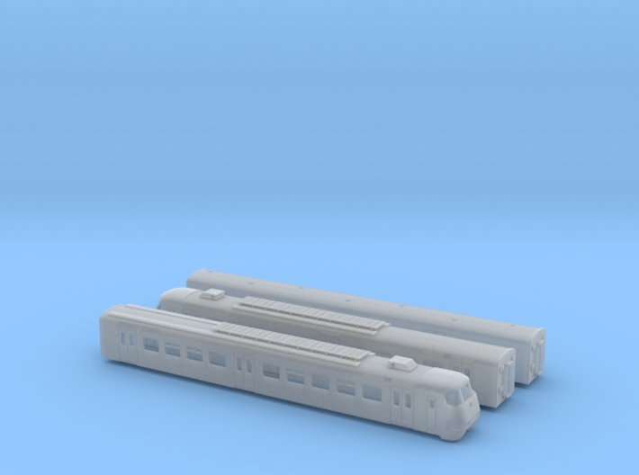 SGMm (FUD) 3 delig (Vlaflip) 3d printed